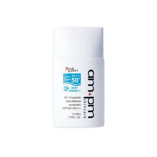 Narüko am+pm Peptides Bőrvédő Naptej