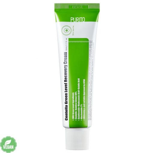 Purito Centella Green Level Bőrnyugtató Krém
