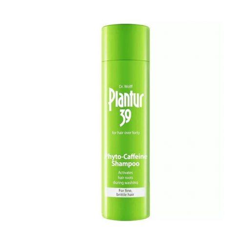 Plantur 39 fito-koffein sampon vékonyszálú töredezett hajra