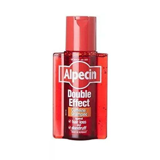 Alpecin double effect korpa és hajhullás ellen