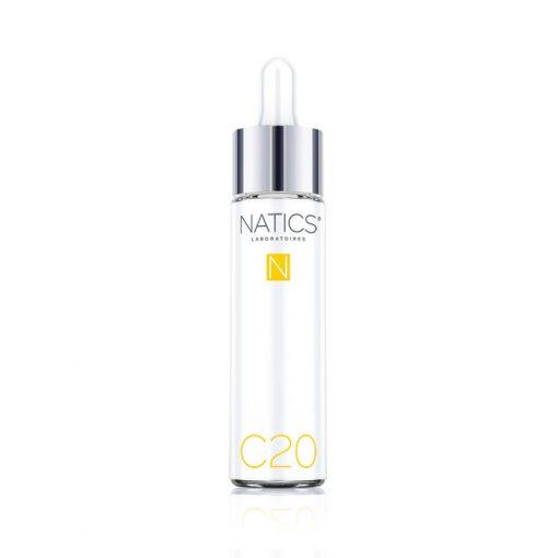 Natics C20 peptides C-vitamin Szérum