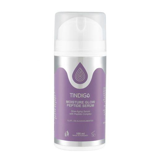 Tindigo Moisutre&Glow Peptid Szérum