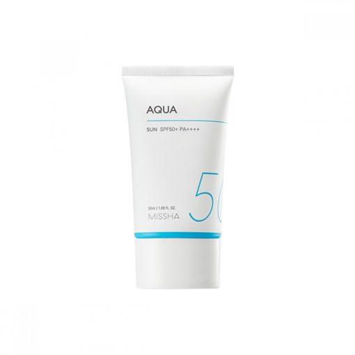 Missha All Around Safe Block Aqua Sun Gel SPF50+ PA+++