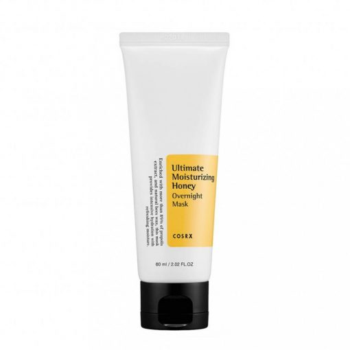Cosrx Ultimate Moisturizing Honey Overnight Maszk
