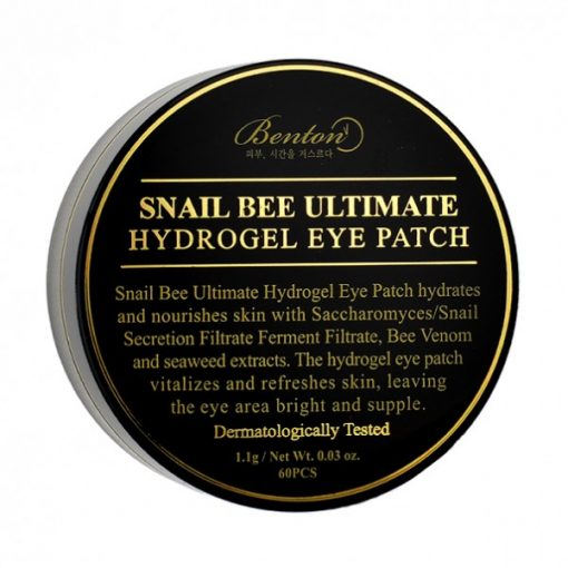 Benton Snail Bee Ultimate Hydrogel Szemmaszk