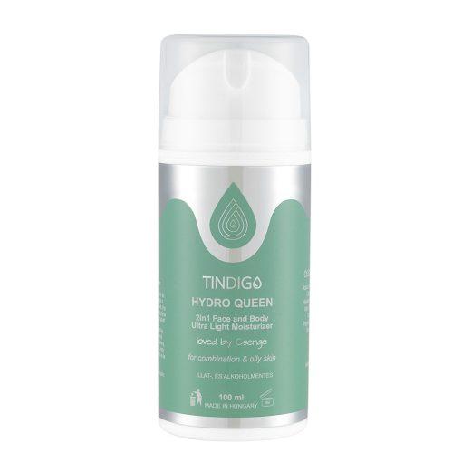 Tindigo Hydro Queen Könnyed Hidratáló
