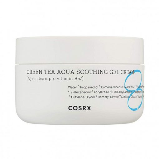 COSRX Hydrium Green Tea Aqua Soothing Zselé